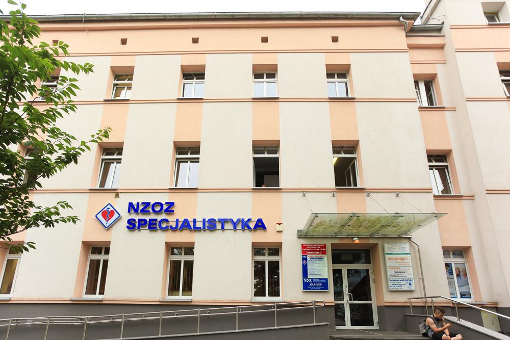 Przychodnia, Ul. Reymonta, Opole