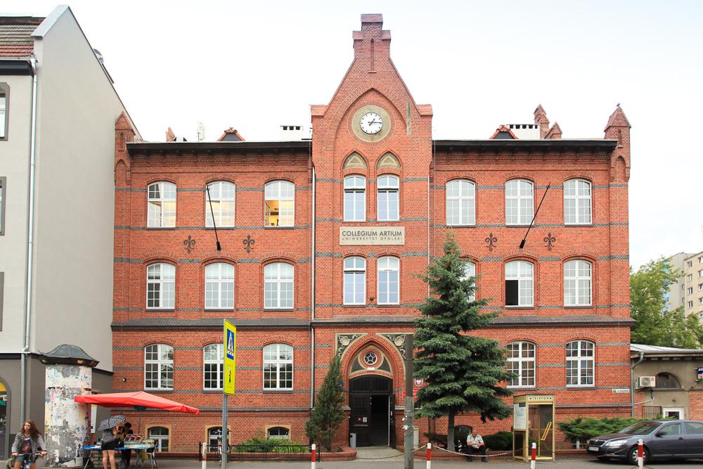 Instytut Sztuki Uniwersytetu Opolskiego