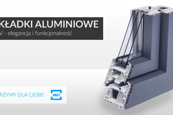 Nakładki Aluminiowe Na PCV