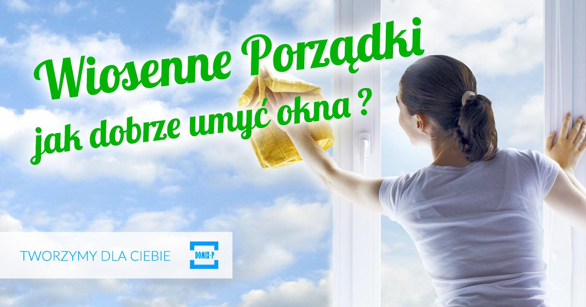Świąteczne Porządki, Czyli Jak łatwo I Skutecznie Umyć Okna.