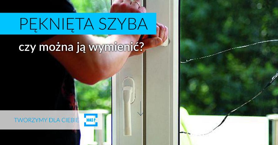 Czy Można Naprawić Pękniętą Szybę W Oknie?